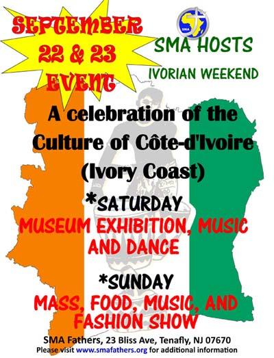 African Festival 2012: Côte d'Ivoire