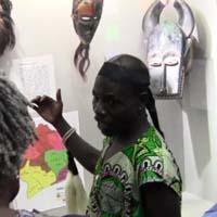 Mask Meaning - Ivory Coast