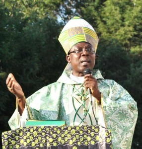 Bishop Dennis KofiAgbenyadzi, S.M.A.