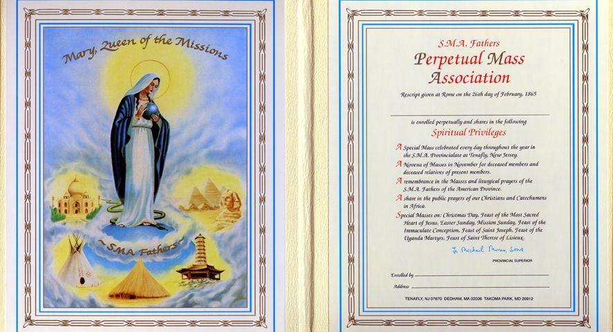 perpetual mass association