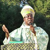 Bishop Dennis Kofi Agbenyadzi, S.M.A.
