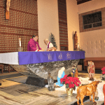 Mass at SMA Fathers in Tenafly